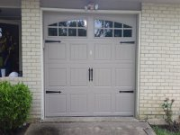 new clopay garage door