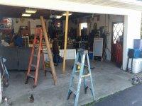 Berlin, NJ special custom garage door repair before